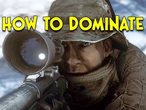 BF4: How to Dominate