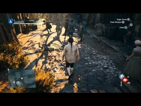 Gaming: Assasin's Creed Unity - Glitch compilation