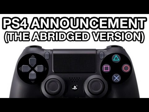 Playstation 4 presenteras