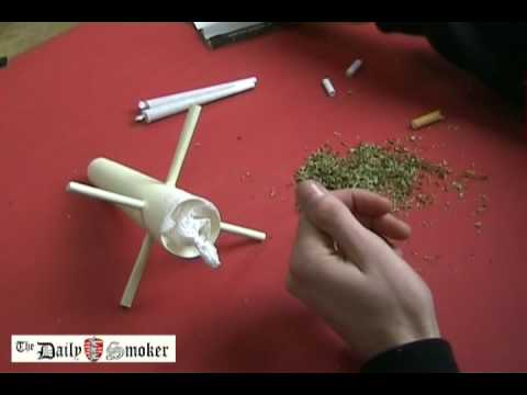 Dailysmoker - how to roll a joint - dutch tulip