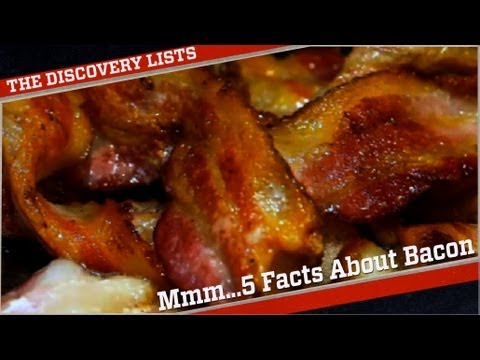 5 fakta om bacon