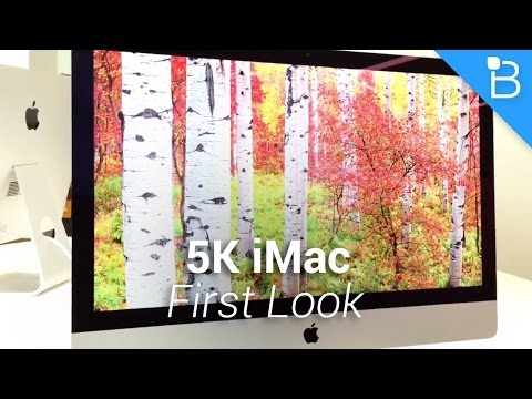 Teknik: Nya iMac med 5K display!