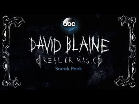 Hela avsnittet av David Blaine Real or Magic