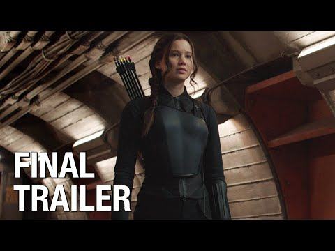 Trailer: The Hunger Games: Mockingjay