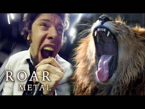 Norrmannen gör en metal-cover på Katy Perry - Roar !
