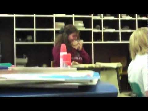 Girl Sneezes 39 Times in a Row! Hilarious Video!