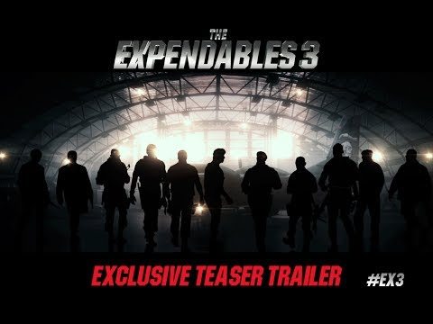 Teaser: The Expendables 3