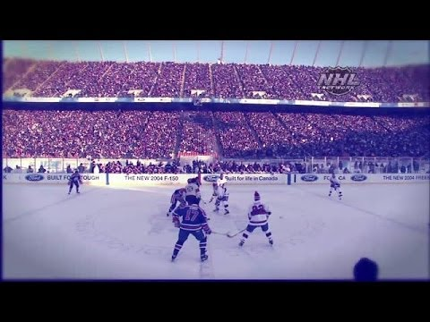 Hockey: Top 20 Outdoor Game Moments: #17