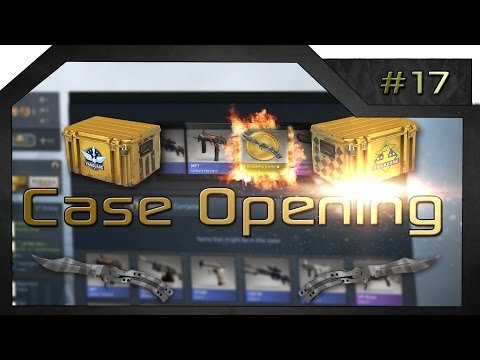 CS:GO [Case Opening 18#] | Knife unboxing AGAIN?!?!?! | by xTREAM