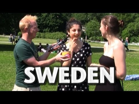 Joe Goes To SWEDEN Del 3