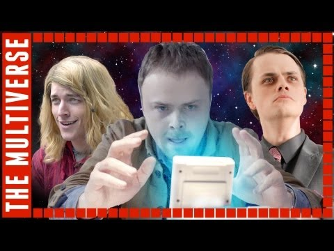 Film: Ashens and the Quest for the GameChild