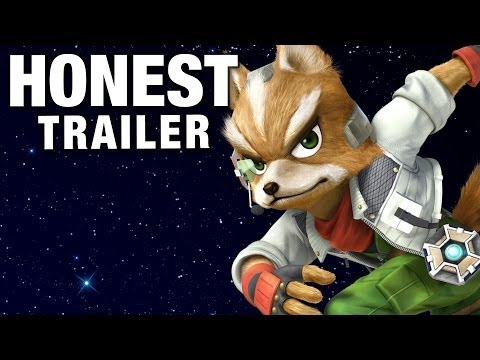 Honest Game Trailers: Star Fox 64 (Lylat Wars)