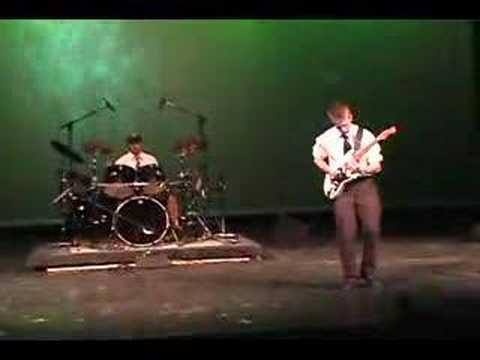 High School Talent Show - Cliffs of Dover