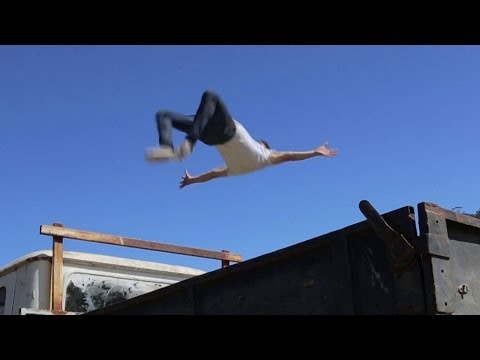 Parkour/Freerun Fails Compilation