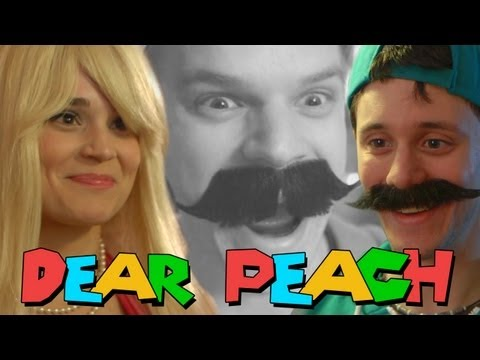 Nerd Alert - Dear Peach (Luigi Love Song)