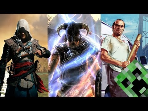 Gaming: Top 10 Open World Games