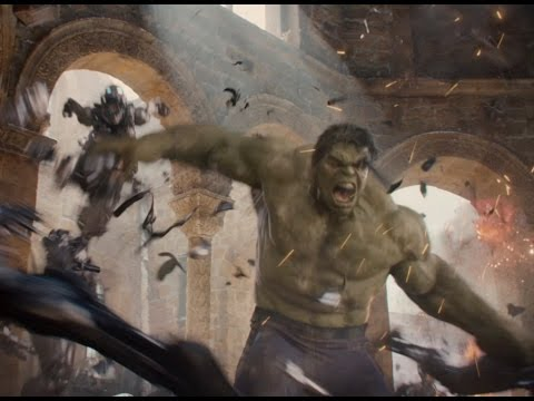 Trailer: Marvel's Avengers: Age of Ultron