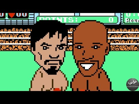 Floyd Mayweather punch-out