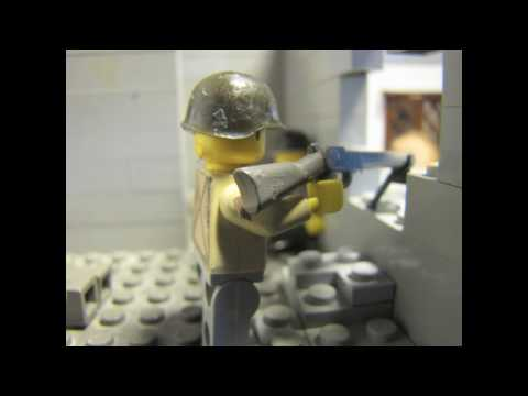 lego ww2 Battle of Ramelle