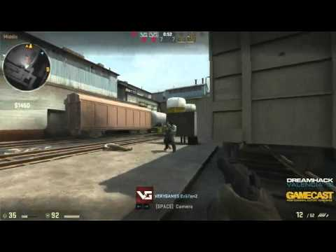 CS:GO|KennyS vs NiP @ DreamHack Valencia LAN