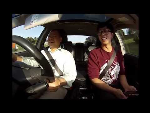 yourchonny: Driving with my dad